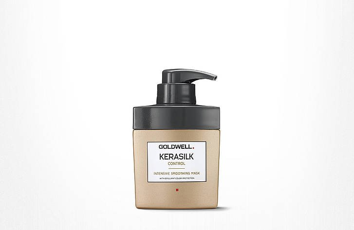 KERASILK CONTROL • With Keratin and Liquid Silk. • For unmanageable, unruly and frizzy hair. • Smoothes and tames.