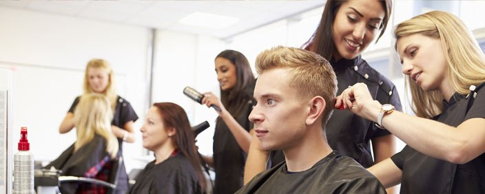 looking for a Junior hair stylist who's passionate about Hair & Beauty Industry to join our team.