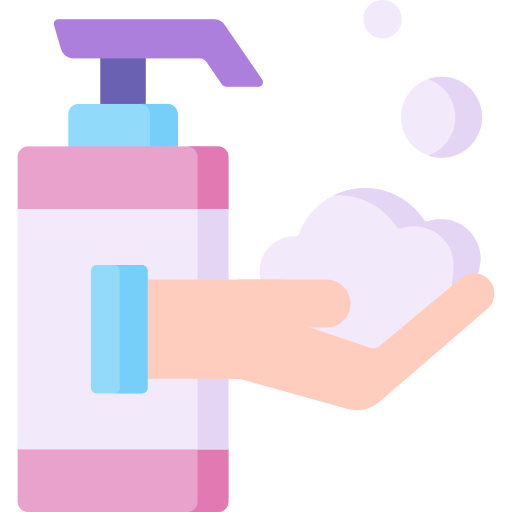 hair products in reading salon